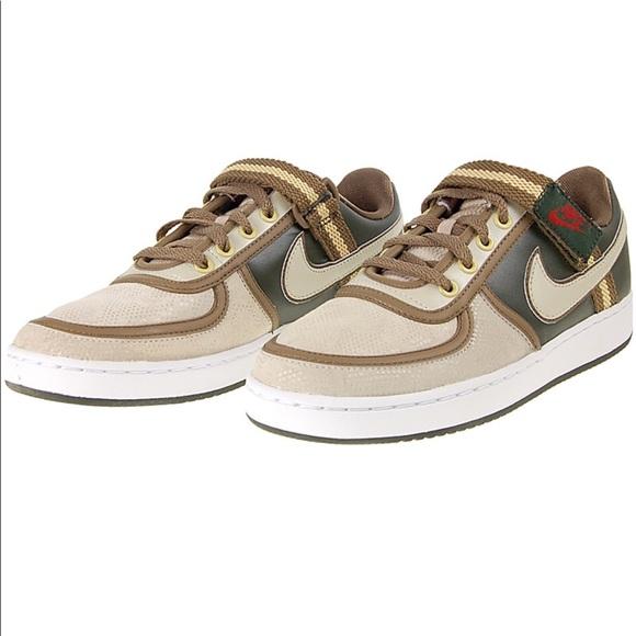 Nike Vandal Low Womens Tennis Shoes